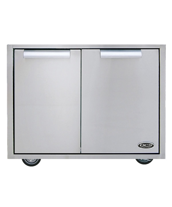 30 Inch Cad Grill Cart
