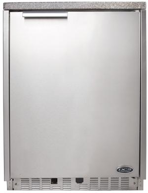 Dcs Solid Surface Outdoor Refrigerator And Drawers