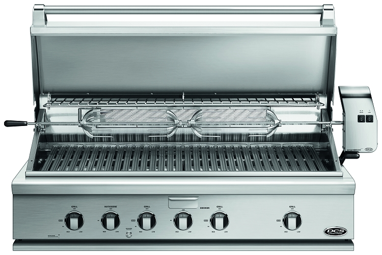 Dcs 48 Inch Propane Gas Grill With Rotisserie