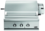 DCS 30 Inch Natural Gas Grill with Rotisserie