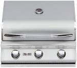 Delsol 25 Inch Natural Gas Grill