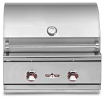 Delta Heat 26 Inch Natural Gas Grill with Interior Light