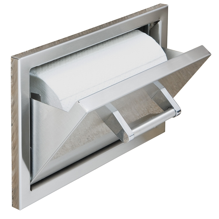 Delta Heat Paper Towel Holder