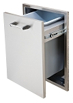 Delta Heat 18 Inch Tall Trash/Tank Drawer