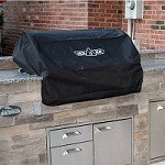 Delta Heat 38 Inch Built-In Gas Grill Cover