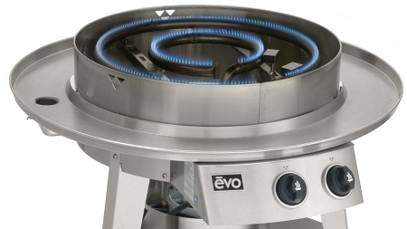 Evo 30 Quot Professional Classic Grill On Cart