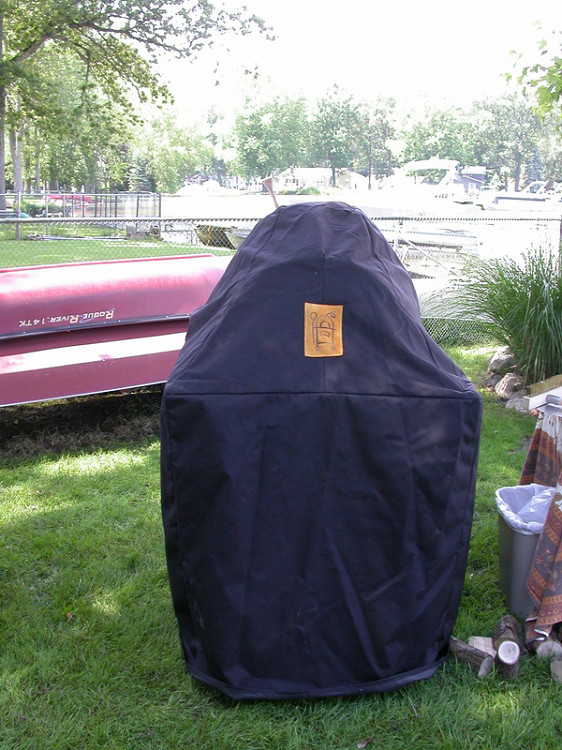 outdoor cover for portable oven