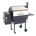 Daniel Boone Pellet Grill with Stainless Steel Lid - $689.00