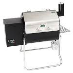 Davy Crockett Wi-Fi Enabled Portable Pellet Grill - $329.00