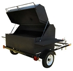 Big Pig Trailer Rig - Green Mountain Grills - $7,999