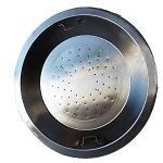 Drop In 24 Inch Stainless Steel Fire Bowl Burner