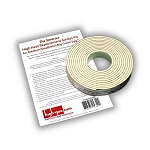 Gasket Upgrade For Medium/ Small/ Mini Big Green Egg w/Adhesive