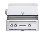 Lynx Sedona 30 inch Natural Gas Grill  with a ProSear Infrared Sear Zone on Cart