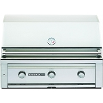 Lynx Sedona 36 Inch Natural Gas Grill - 2 SS Tube Burners