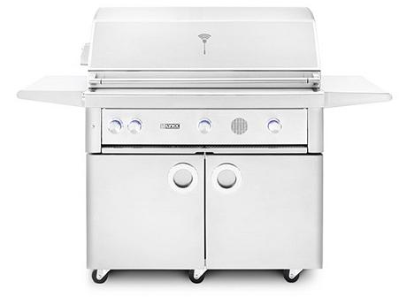 Lynx42 Inch Smart Grill On Cart Lp