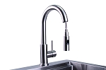 Lynx Professional Outdoor Gooseneck Pull Down Faucet