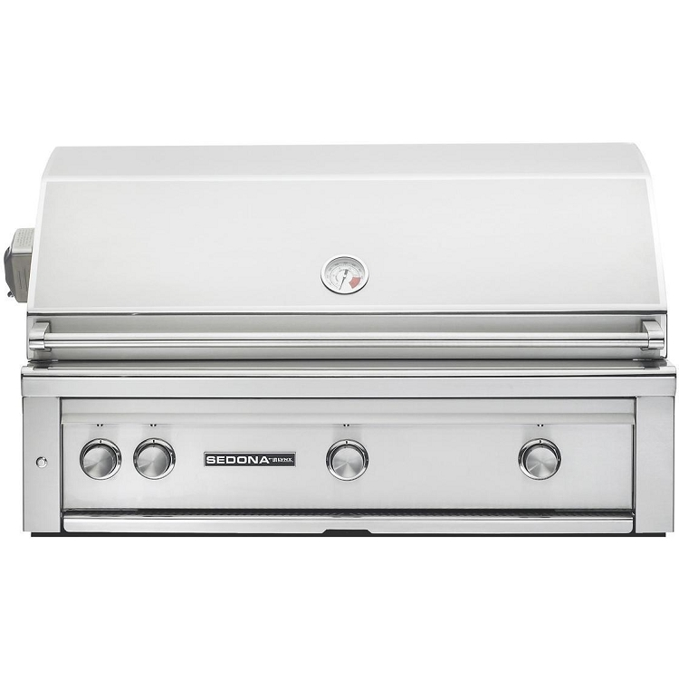 Lynx Sedona 42 Inch Propane Grill with Rotisserie