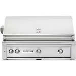 Lynx Sedona 42 Inch Natural Gas Grill - 3 SS Tube Burners