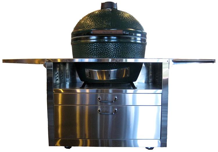 front view - Kamado Grills