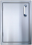 BBQ Island 14 x 20 Vertical Access Door - 260 Series