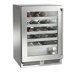 Perlick 24 Inch Outdoor Rated Wine Cooler