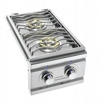 Summerset Natural Gas Double Side Burner