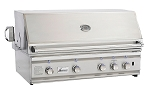 Summerset 38 Inch TRL Natural Gas Grill with Lights