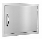 Summerset Horizontal 24 by 17 Inch Single Door