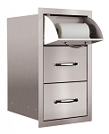 Summerset 2 Drawer and Towel Drawer Combo