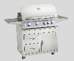 Summerset Sizzler Pro 32 Inch Propane Gas Grill on Cart