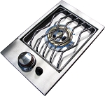 Sunstone Drop-in Single Side Burner - Natural Gas