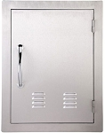 Sunstone 14 x 20 Vertical Access Door with vents