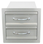 Sunstone 17 Inch Premium Double Access Drawer
