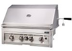 Sunstone 4 Burner 34 Inch Infrared Natural Gas Grill