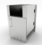 Sunstone 20 Inch Appliance Cabinet w/Right Swing Door