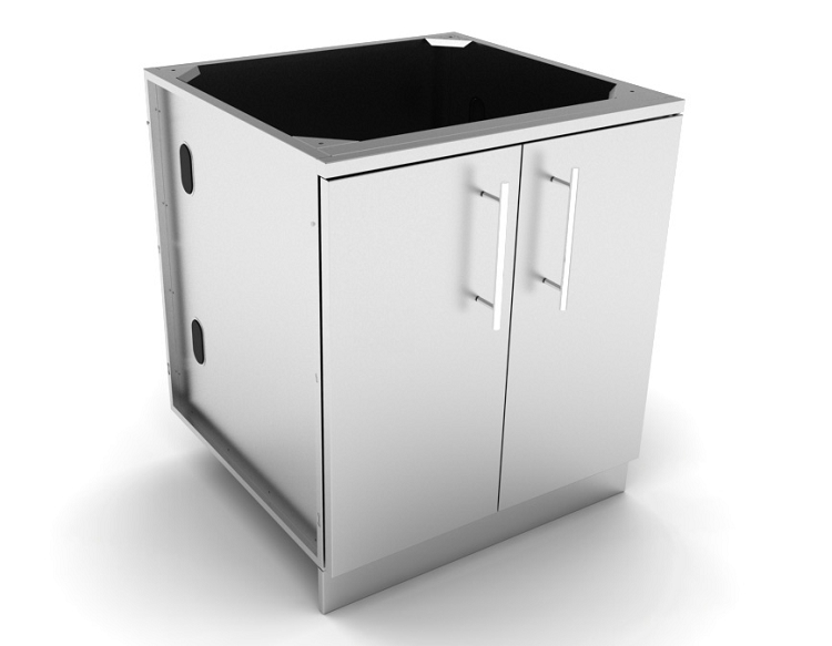 Sunstone 30 Inch Full Double Door Base Cabinet