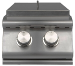 Sure Flame Deluxe Natural Gas Double Side Burner