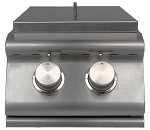 Sure Flame Elite Propane Double Side Burner