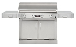 TEC Sterling FR G4000 Natural Gas Countertop Grill on Cabinet