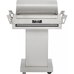 TEC 36 Inch G Sport Natural Gas Grill on Stainles Steel Pedestal