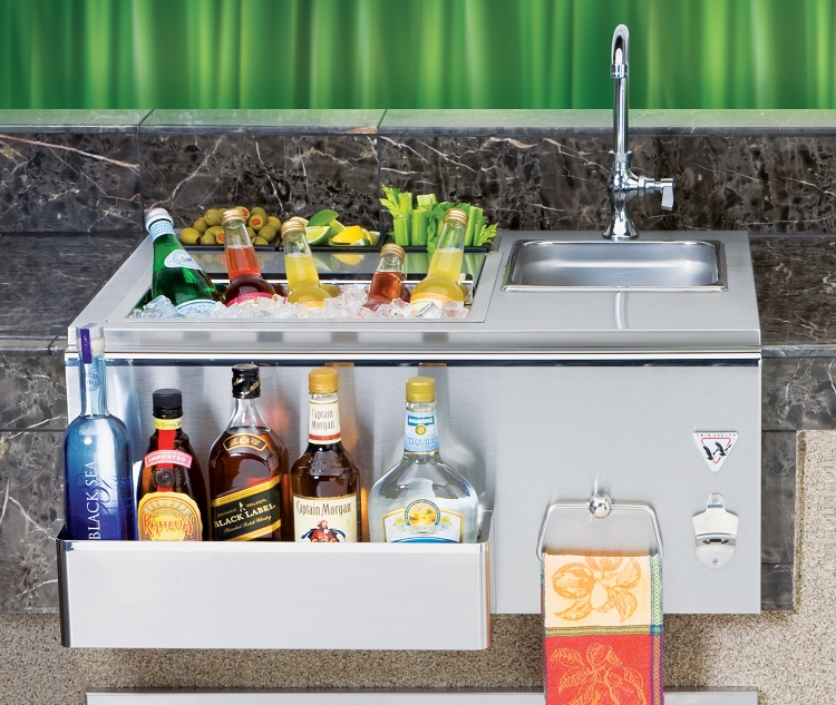 30 Outdoor Kitchens And Grilling Stations: Twin Eagles 30 Inch Outdoor Bar
