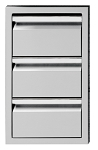 Twin Eagles 13 Inch Triple Drawer