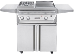 Twin Eagles 30 Inch Propane Gas Breakfast Club Cooktop on Cart