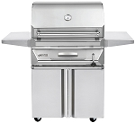 Twin Eagles 30 Inch Charcoal Grill on Cart