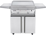 Twin Eagles 30 Inch Natural Gas Teppanyaki Grill on Cart