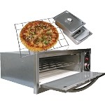 Cal Flame 2 In 1 Warmer and Pizza Oven