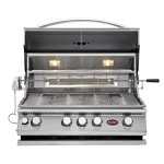 Cal Flame 4 Burner Convection Grill
