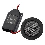 Aquatic AV 1 Inch Waterproof Tweeter & Crossover Kit
