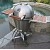 Shown with Thermashell Pro Stainless Charcoal Grill
