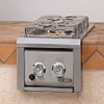 Luxor Double Side Burner - Propane